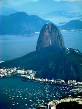O Rio de Janeiro � a porta de entrada de estrangeiros no Brasil.