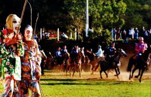 Al Festa do Divino Esp�rito Santo � uma das mais tradicionais de S�o Luiz do Paraitinga