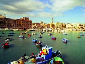 Porto Antigo de Bari.