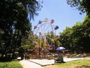 O Parque Municipal � uma boa op��o de passeio com crian�as em Belo Horizonte.