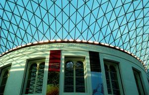 O British Museum, em Londres, foi criado em 1753