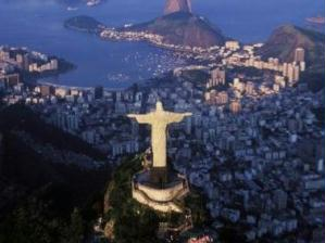 Rio de Janeiro - vista a�rea