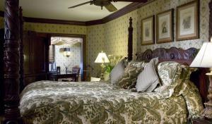 O Brown Palace Hotel fica em Denver, Estados Unidos