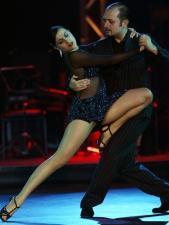 Buenos Aires sedia at� o pr�ximo dia 26 o 5� Campeonato Mundial de Tango. Mais de 500 casais part...