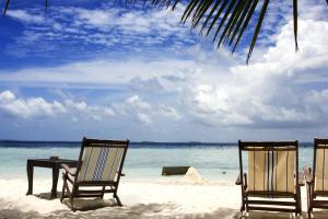 As Ilhas Maldivas s�o um verdadeiro para�so na Terra, mas est�o amea�adas pelo aquecimento global.