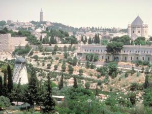 Vista de Jerusal�m.